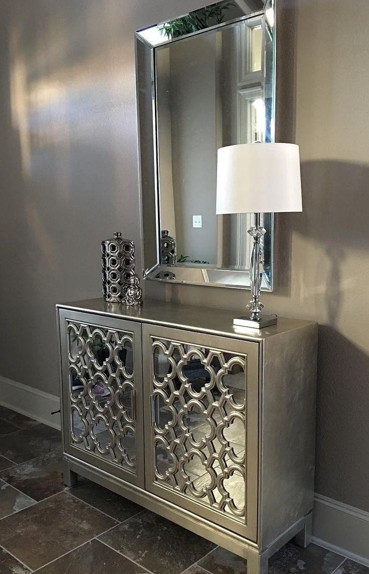 Best 25+ Mirror Furniture Ideas On Pinterest | Mirrored Furniture Pertaining To Mirrored Furniture (Image 5 of 20)