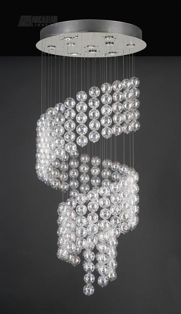 Best 25 Modern Crystal Chandeliers Ideas On Pinterest Crystal For Sparkly Chandeliers (Image 5 of 25)