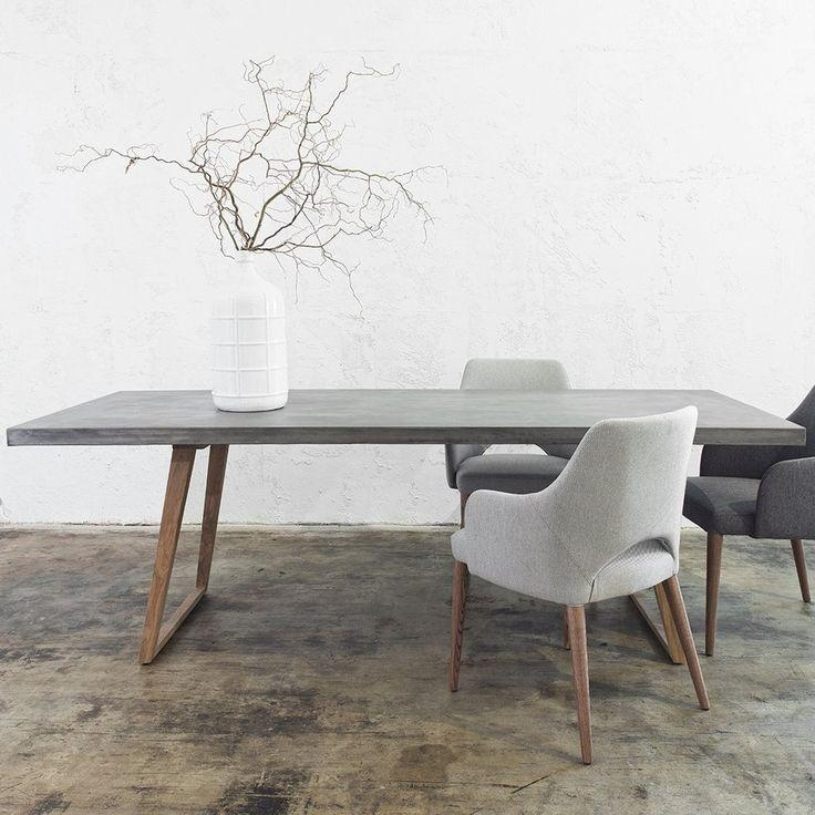Best 25+ Modern Dining Table Ideas Only On Pinterest | Dining Pertaining To Modern Dining Table And Chairs (View 14 of 20)