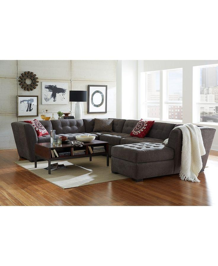 Best 25+ Modular Sectional Sofa Ideas On Pinterest | Family Room Throughout 6 Piece Sectional Sofas Couches (View 18 of 20)