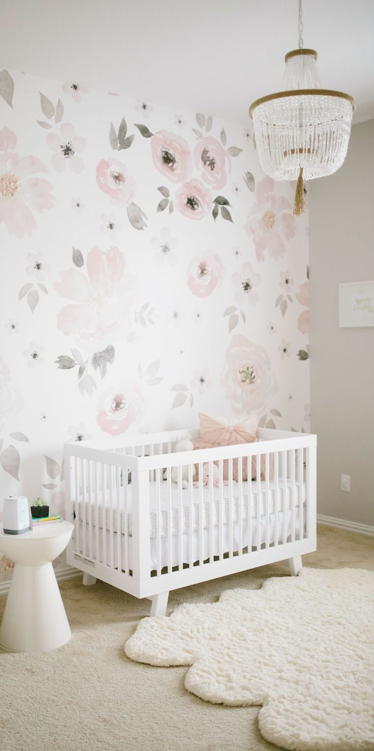 Best 25 Nursery Chandelier Ideas On Pinterest Girls Bedroom In Chandeliers For Girl Nursery (View 6 of 25)