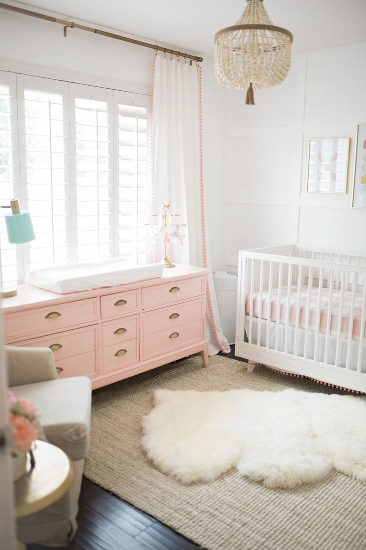 Best 25 Nursery Lighting Ideas On Pinterest Nursery Room Ideas Pertaining To Chandeliers For Girl Nursery (View 11 of 25)