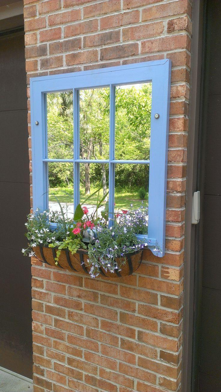 Best 25+ Outdoor Mirror Ideas On Pinterest | Garden Mirrors In Large Garden Mirrors (View 17 of 20)