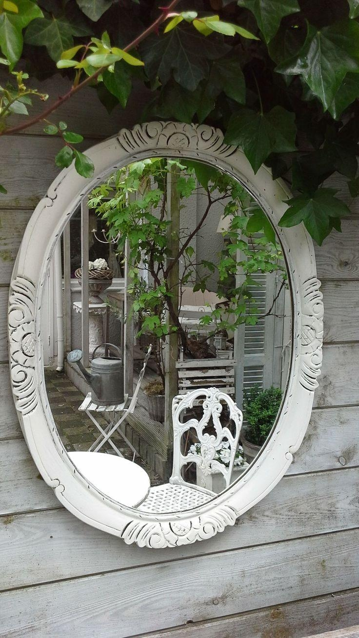 Best 25+ Outdoor Mirror Ideas On Pinterest | Garden Mirrors Pertaining To Large Garden Mirrors (Image 9 of 20)