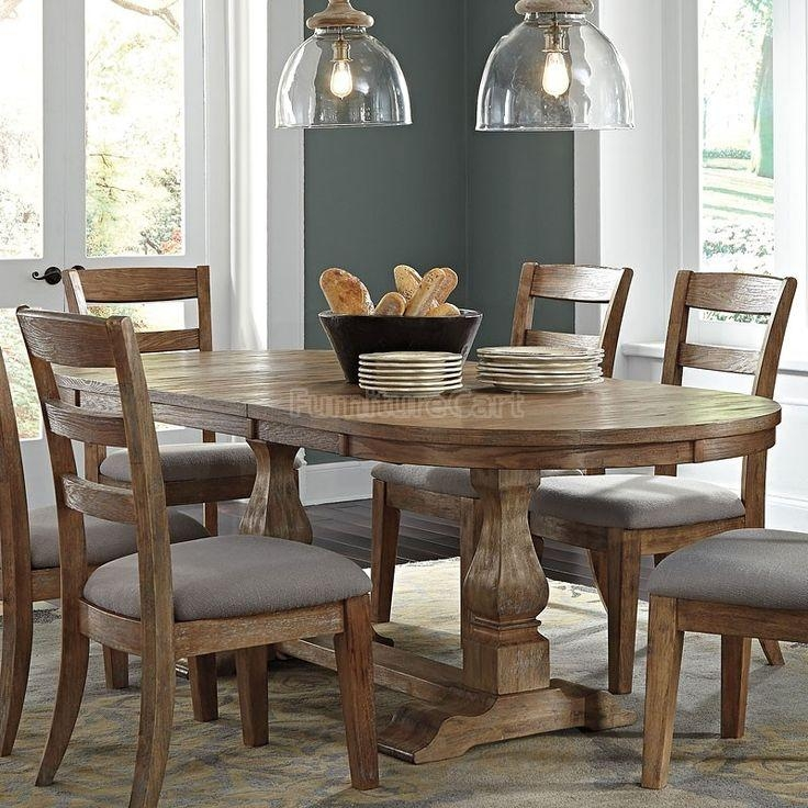 Oval Dining Room Table: 20 Photos Oval Dining Tables For Sale