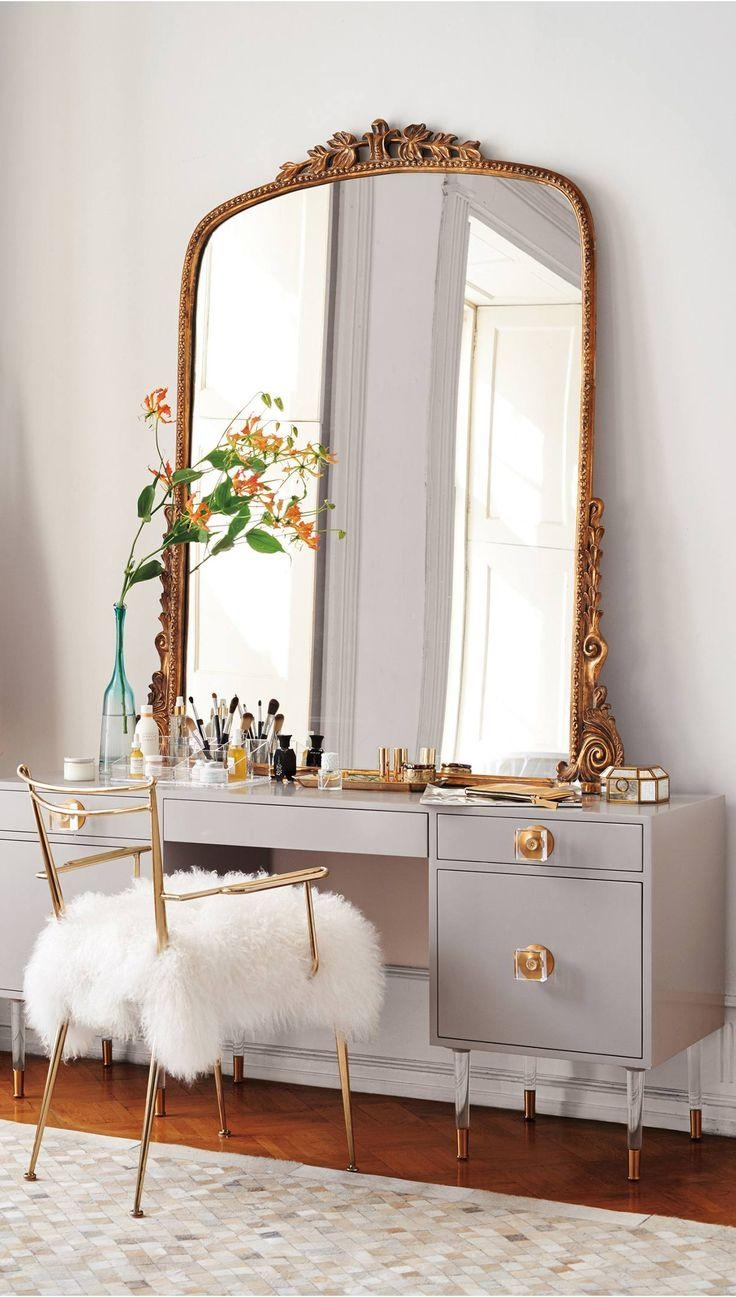 Best 25+ Oversized Mirror Ideas On Pinterest | Large Hallway Regarding Big Antique Mirrors (Image 12 of 20)