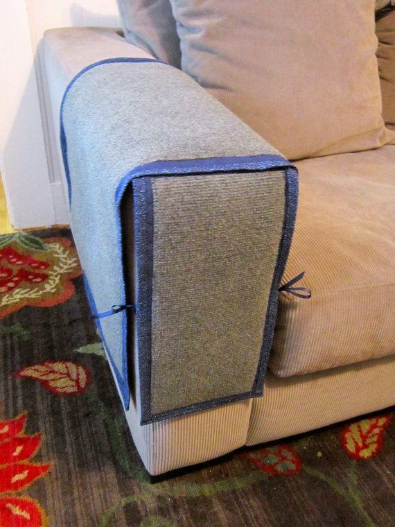 Best 25+ Pet Sofa Cover Ideas On Pinterest | Pet Couch Cover, Sofa With Regard To Armchair Armrest Covers (View 19 of 20)