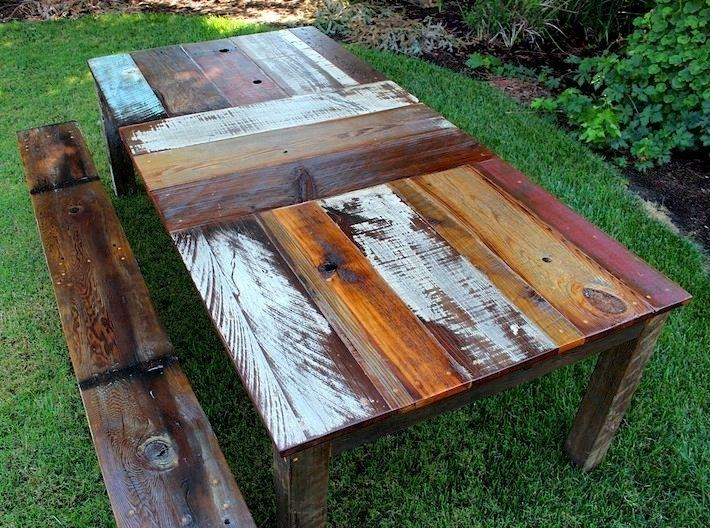 Best 25+ Reclaimed Dining Table Ideas On Pinterest | Wood Dining In Cheap Reclaimed Wood Dining Tables (View 17 of 20)