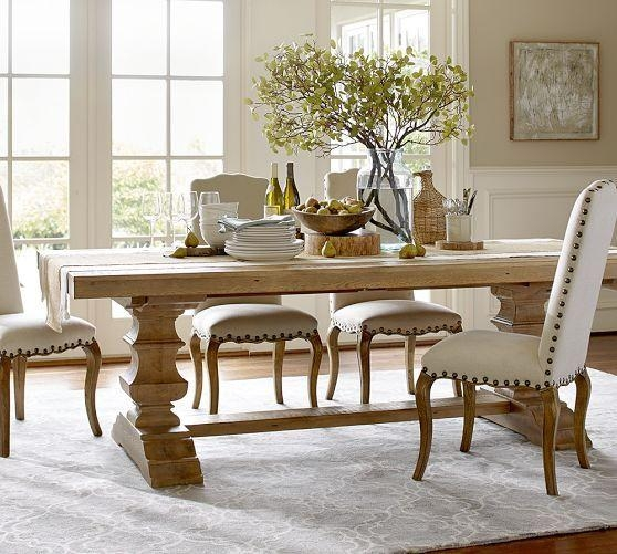 Best 25+ Reclaimed Dining Table Ideas On Pinterest | Wood Dining Pertaining To Barn House Dining Tables (View 3 of 20)