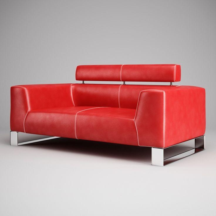 Best 25+ Red Leather Sofas Ideas On Pinterest | Red Leather For Dark Red Leather Couches (View 12 of 20)