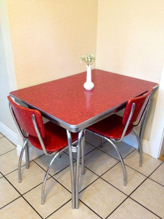 Best 25+ Retro Table Ideas On Pinterest | Retro Kitchen Tables For Retro Dining Tables (Image 4 of 20)