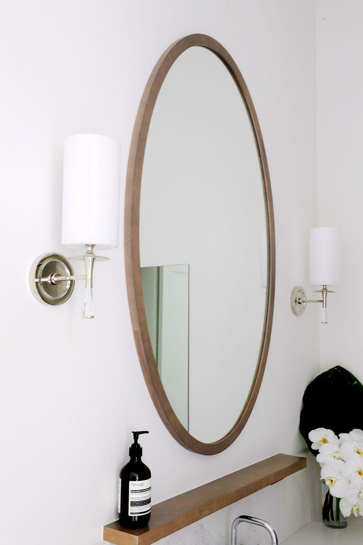Best 25+ Round Bathroom Mirror Ideas On Pinterest | Minimal For Round Bubble Mirror (View 10 of 20)