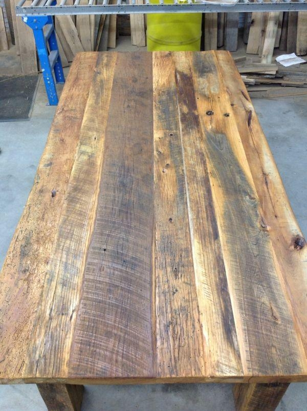 Best 25+ Rustic Dining Tables Ideas On Pinterest | Rustic Dining With Cheap Reclaimed Wood Dining Tables (View 16 of 20)
