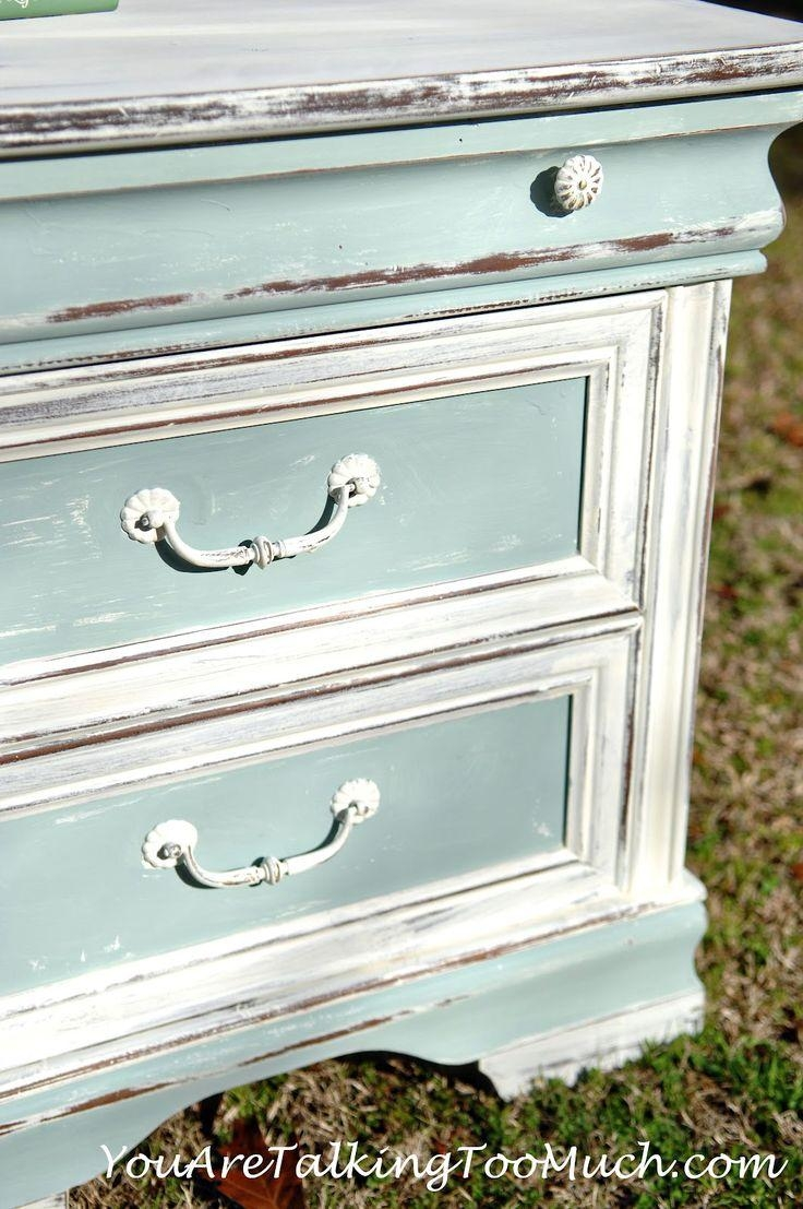 Best 25+ Shabby Chic Furniture Ideas Only On Pinterest | Shabby Inside White Distressed Mirror Shabby Chic (Photo 5 of 20)