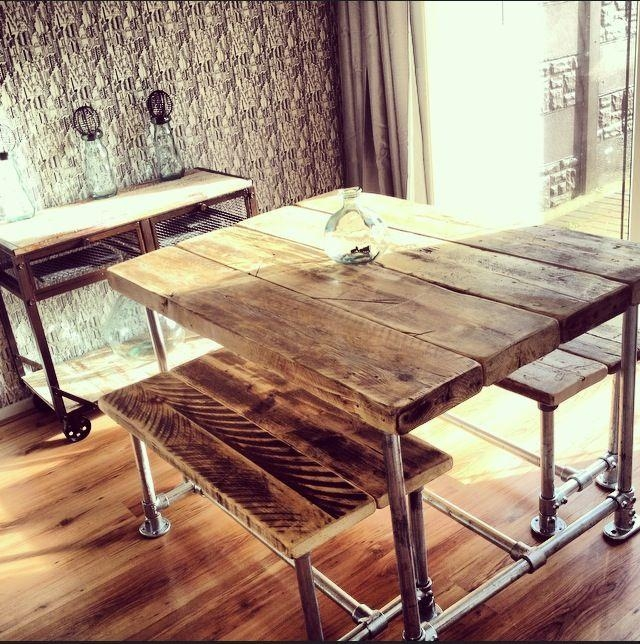 Best 25+ Small Dining Ideas That You Will Like On Pinterest Within Small Dining Tables And Bench Sets (Image 10 of 20)