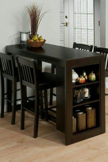 Best 25+ Small Dining Rooms Ideas On Pinterest | Small Kitchen In Small Dining Tables (Image 10 of 20)