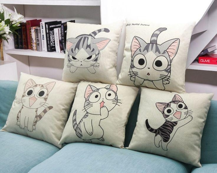 Best 25+ Sofa Cushion Covers Ideas On Pinterest | Couch Cushions Intended For Sofa Cushion Covers (Image 5 of 20)