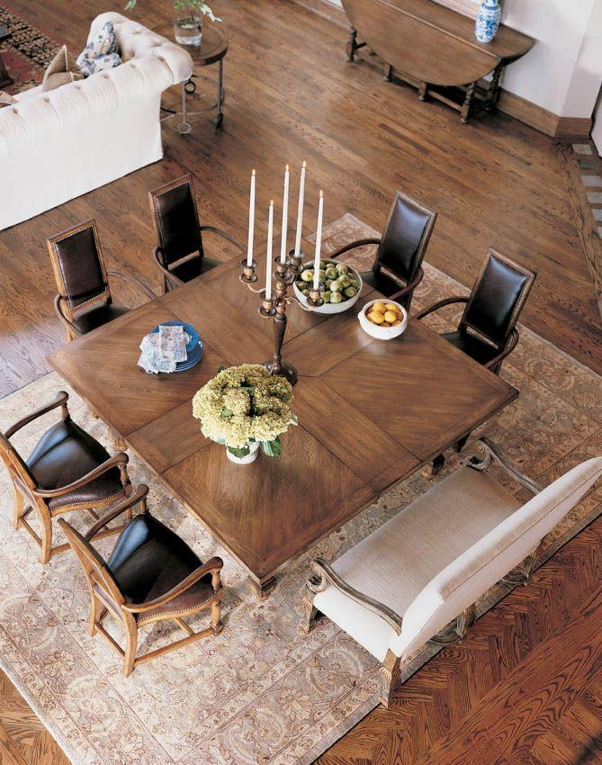 Best 25+ Square Dining Tables Ideas On Pinterest | Custom Dining In Square Dining Tables (Image 5 of 20)