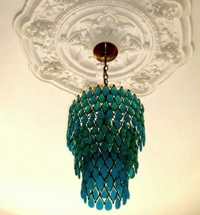 Best 25 Teal Chandeliers Ideas On Pinterest Turquoise Color With Turquoise Stone Chandelier Lighting (Image 10 of 25)