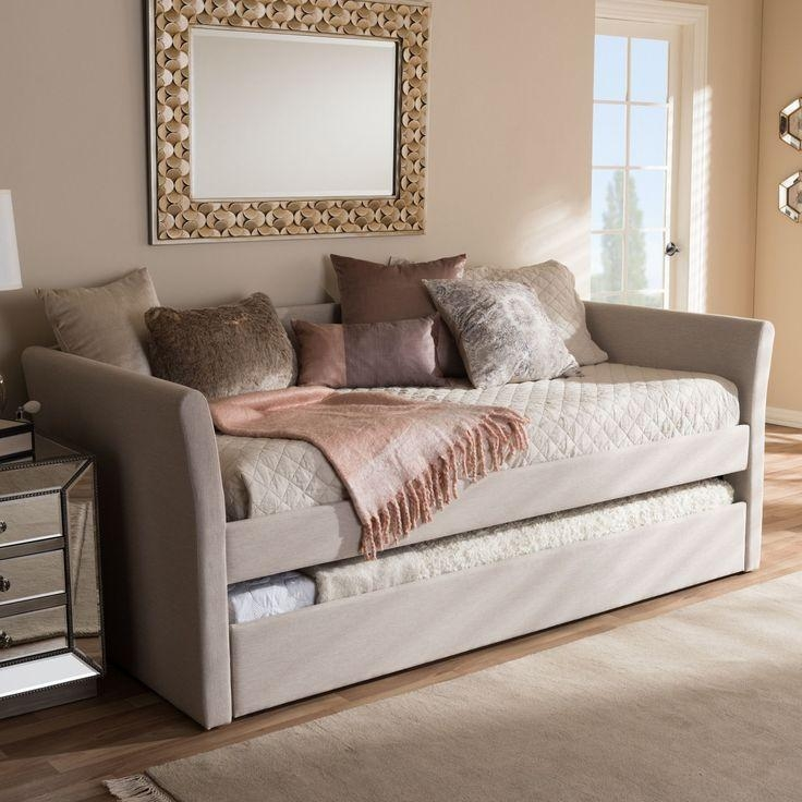 Best 25+ Trundle Daybed Ideas On Pinterest | Girls Daybed, Daybed With Regard To Sofas Daybed With Trundle (View 16 of 20)