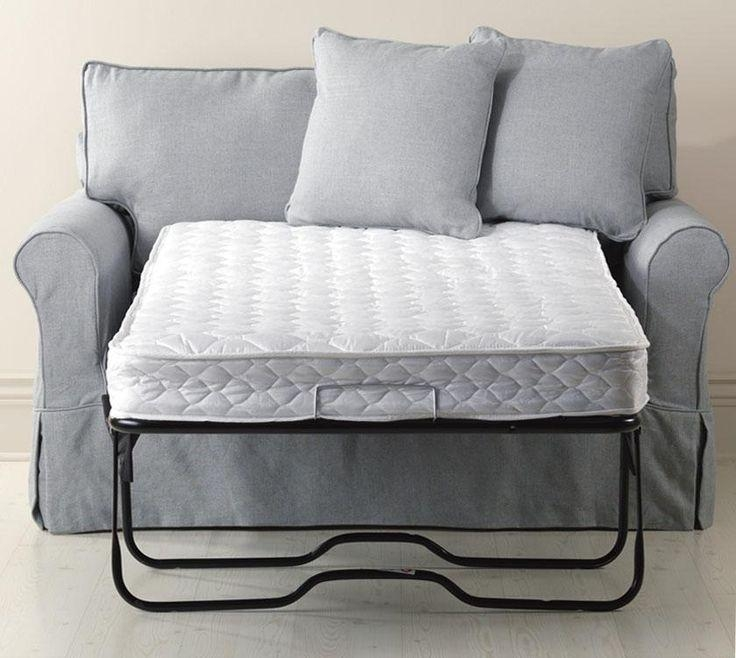 Best 25+ Twin Bed Sofa Ideas On Pinterest | Pallet Twin Beds Throughout Sofa Beds With Mattress Support (Image 8 of 20)