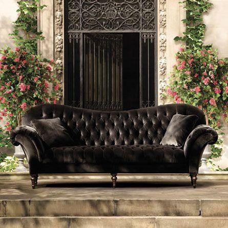 Best 25+ Upholstered Sofa Ideas On Pinterest | Sofa Reupholstery Throughout Affordable Tufted Sofas (Image 7 of 20)