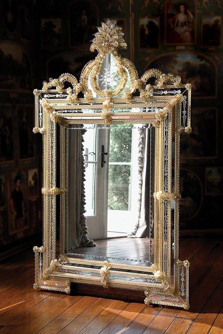 Best 25+ Venetian Mirrors Ideas On Pinterest | Elegant Glam Powder For Venetian Mirrors For Sale (Image 7 of 20)