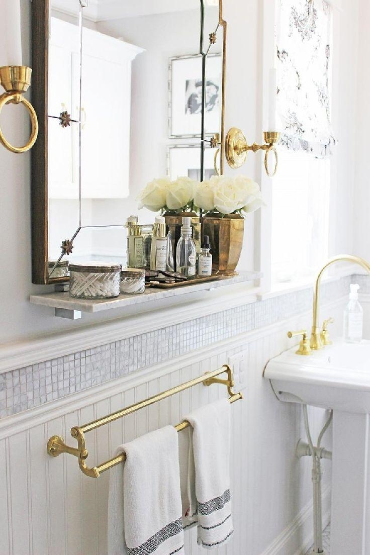 Best 25+ Victorian Bathroom Mirrors Ideas On Pinterest | Victorian Regarding Bathroom Mirrors Vintage (Image 5 of 20)