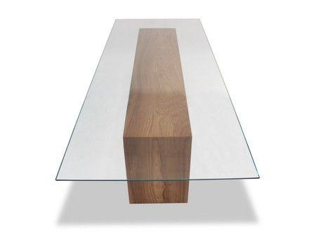 Best 25+ Wood Table Bases Ideas On Pinterest | Diy Table Legs Intended For Glass Dining Tables With Wooden Legs (View 6 of 20)