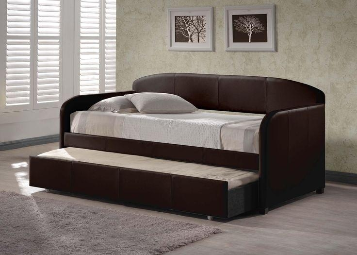Best 25+ Wooden Daybed With Trundle Ideas On Pinterest | Daybed Within Sofas Daybed With Trundle (View 18 of 20)