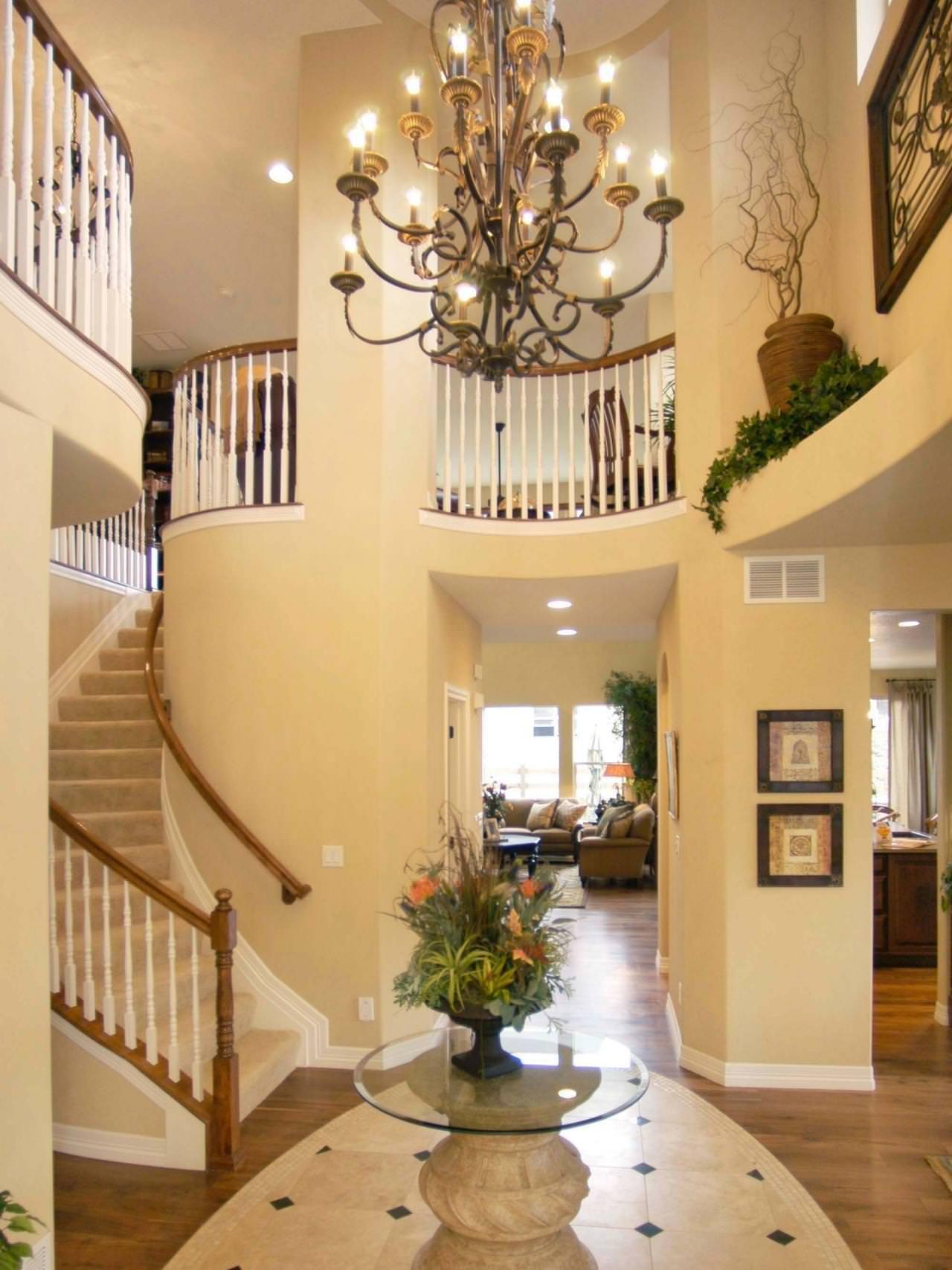 Best Light Fixtures For Hallways Ideas Pertaining To Hallway Chandeliers (View 9 of 25)