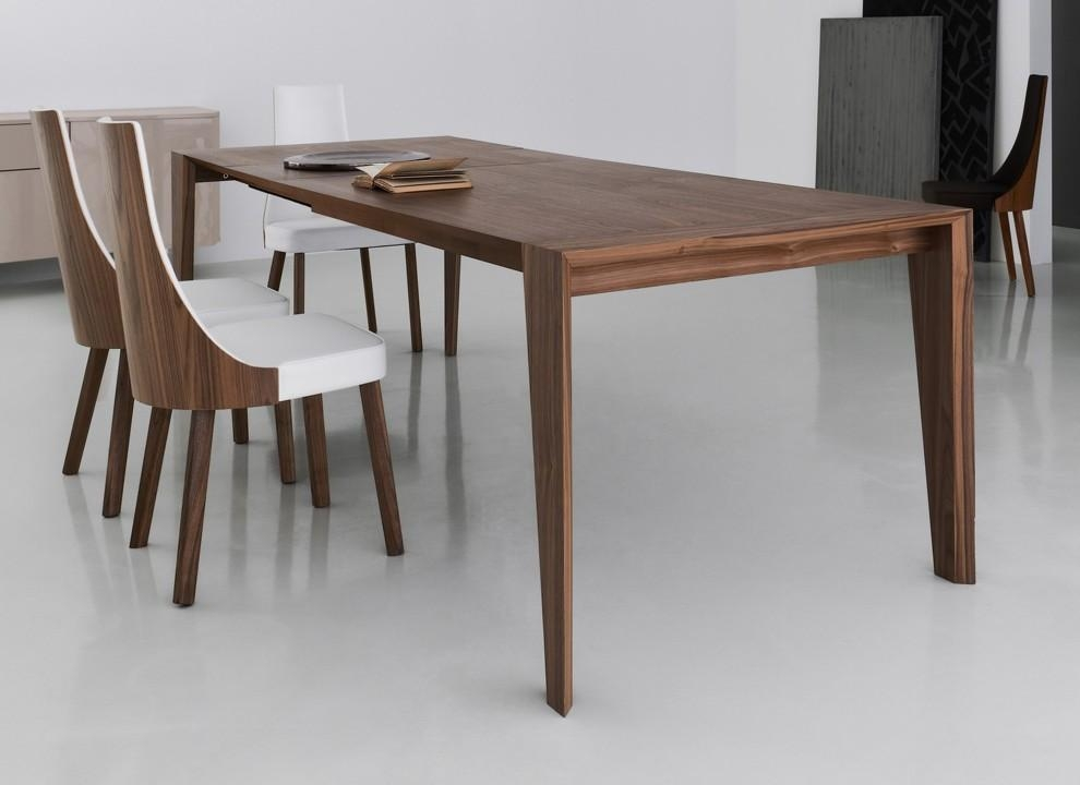 Best Modern Extendable Dining Table : Modern Extendable Dining In Contemporary Extending Dining Tables (Image 4 of 20)