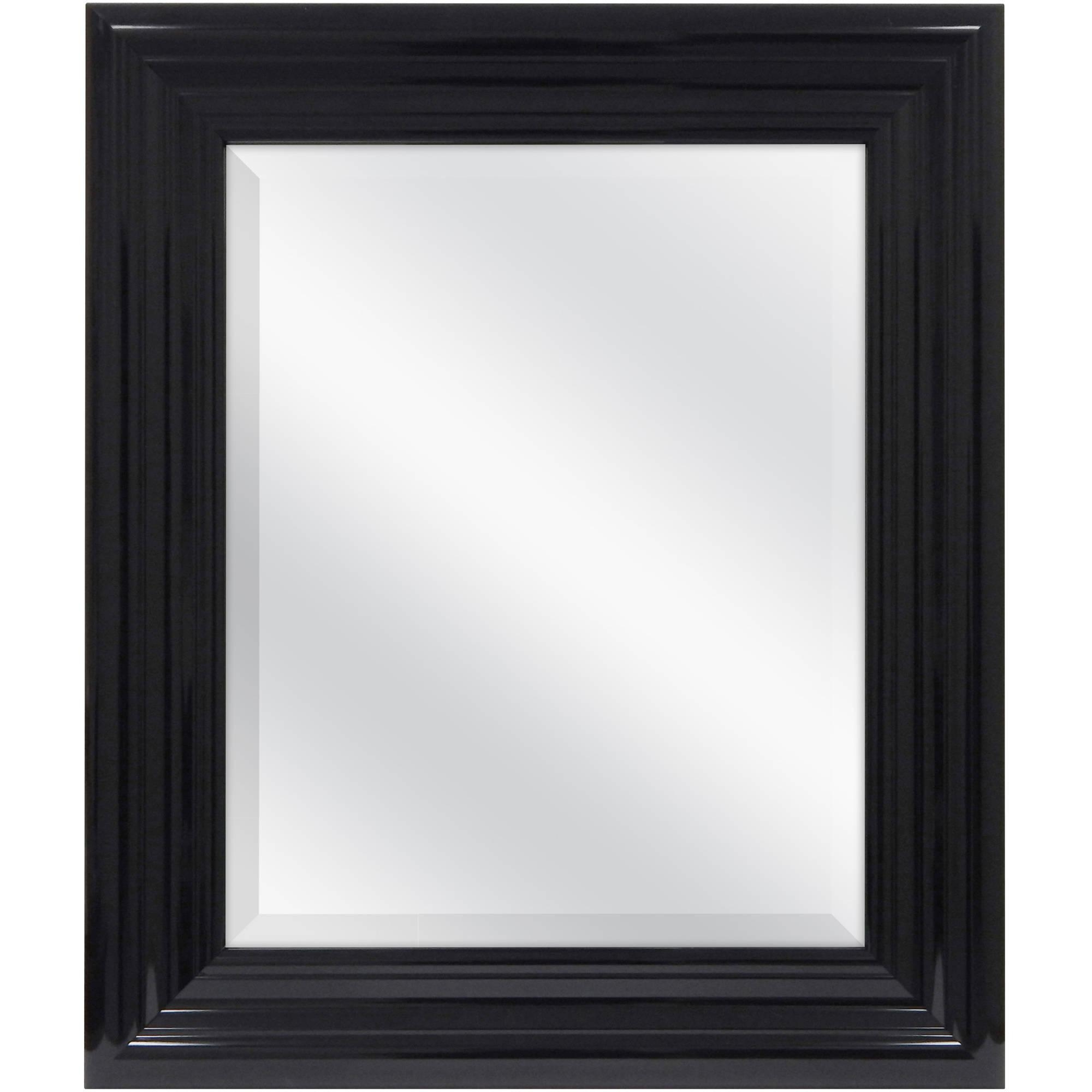 Better Homes And Gardens Baroque Oval Wall Mirror – Walmart Intended For Baroque Black Mirror (Image 6 of 20)