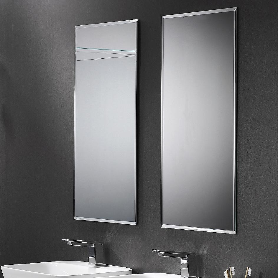 Bevelled Edge Mirror | Athena Bathrooms In Bevelled Mirrors (Image 7 of 20)