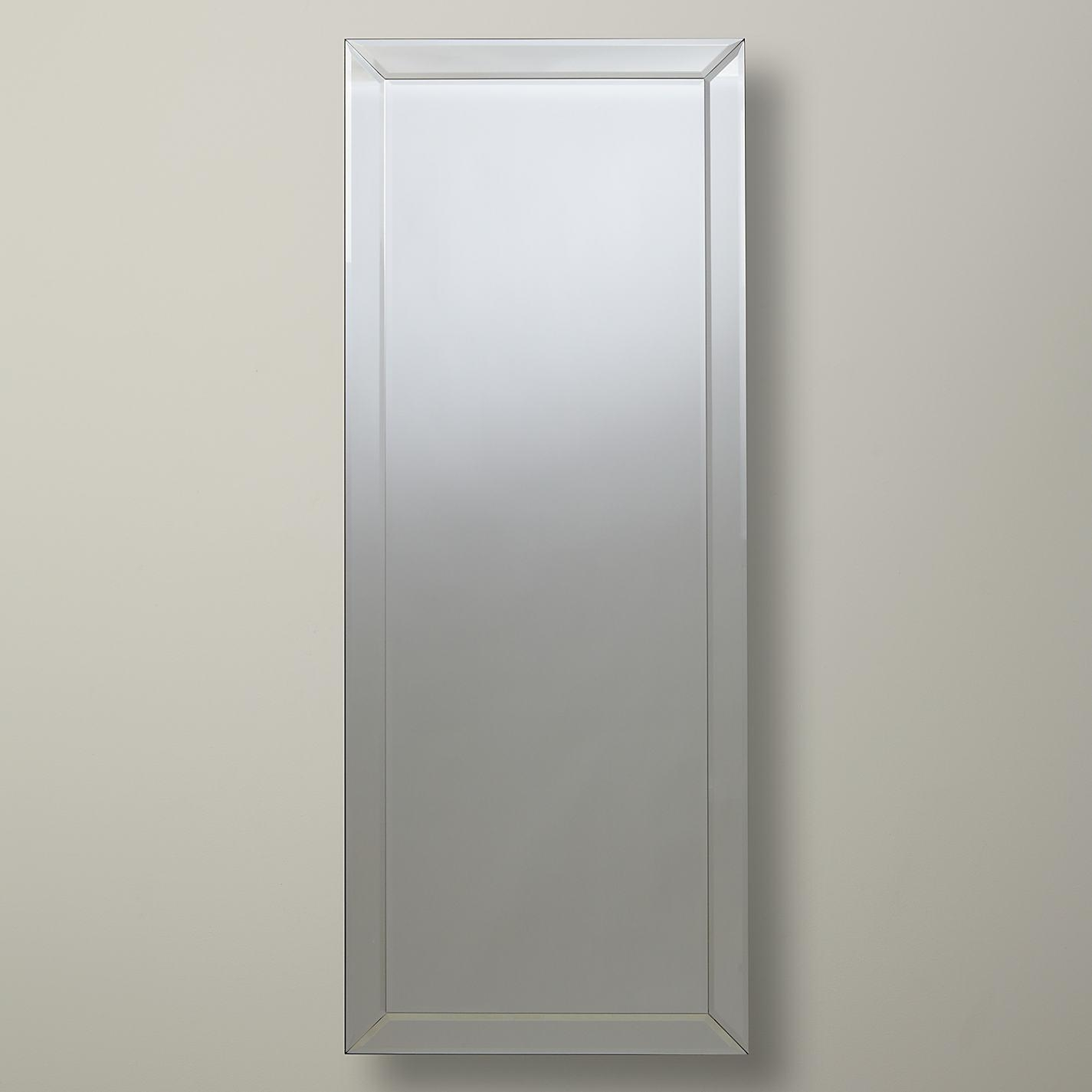 Bevelled Mirror Large – Bevelled Mirror As Indoor Decorative Touch Regarding Large Bevelled Mirror (Image 3 of 20)