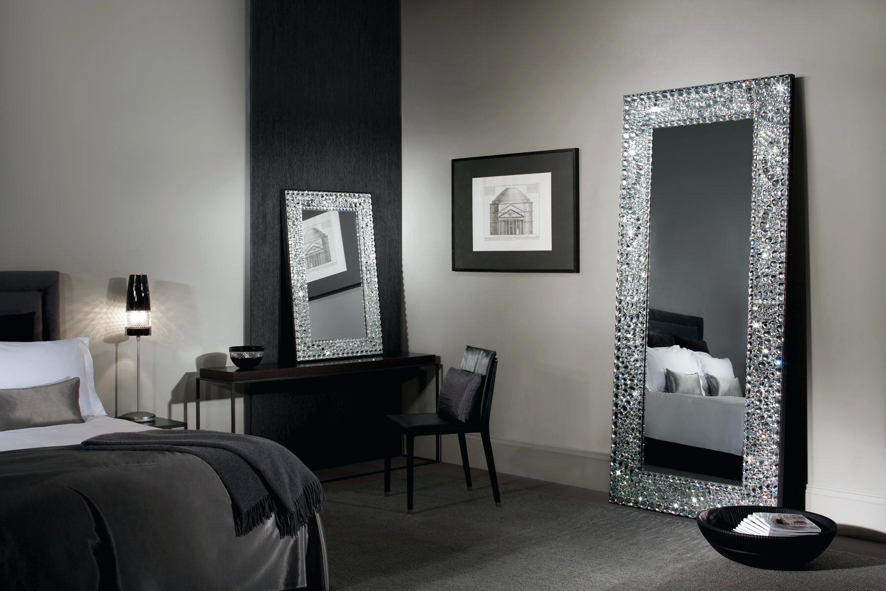 Big Floor Mirror – Laferida With Extra Large Floor Standing Mirrors (Image 6 of 20)