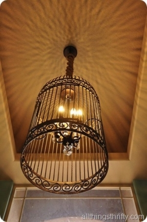Birdcage Chandelier Foter Pertaining To Turquoise Birdcage Chandeliers (View 21 of 25)