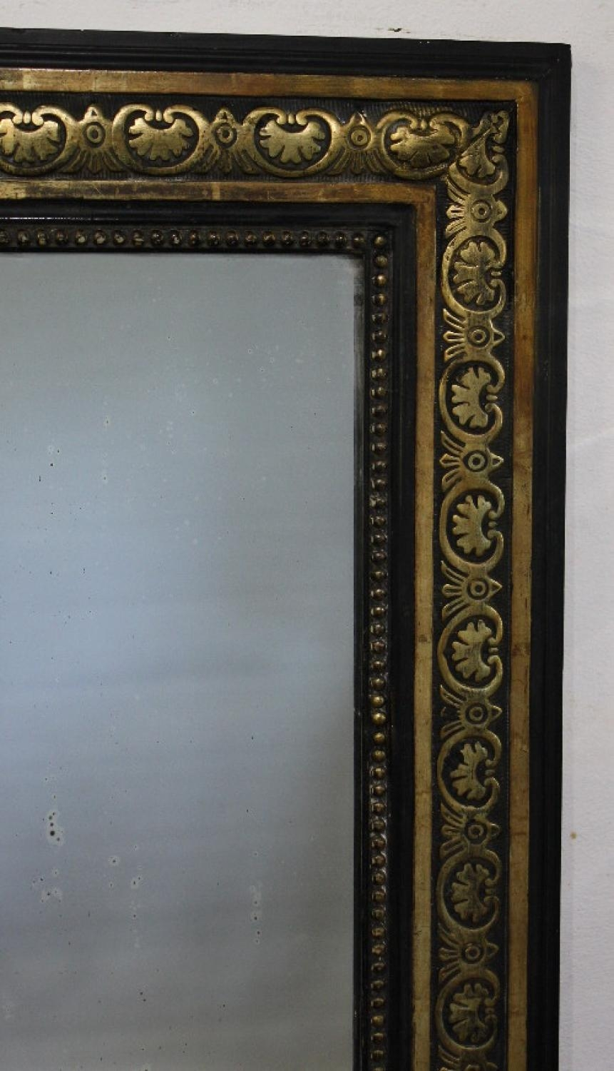 20 Photos Black Antique Mirror Mirror Ideas