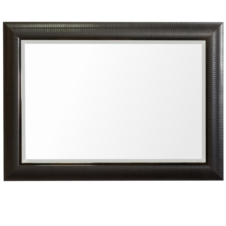 Black Frame Antique Mirror : Doherty House – Hanging Black Framed Regarding Black Antique Mirror (Image 12 of 20)