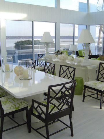 Featured Image of Cream Lacquer Dining Tables