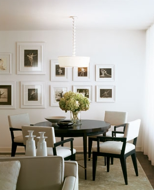 Black Lacquered Dining Table Design Ideas With Cream Lacquer Dining Tables (Image 3 of 20)