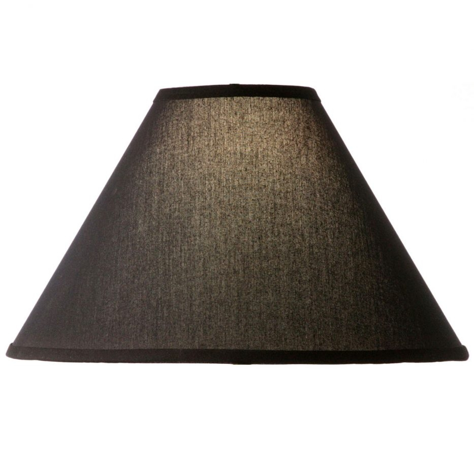 Black Lamp Shades For Table Lamps Mini Chandelier Shadesblack Throughout Mini Chandelier Table Lamps (Image 2 of 25)