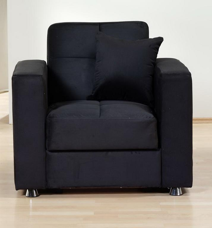 Black Sectional Sofa: 15 Astonishing Black Microfiber Sectional Inside Black Microfiber Sectional Sofas (View 16 of 20)