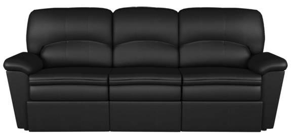 Black Sleeper Sofa With Black Leather Convertible Sofas (Image 6 of 20)