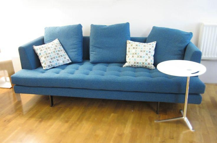 Blue Edward Sofa#bensen | Tangram | Showroom | Pinterest With Regard To Bensen Sofas (View 4 of 20)