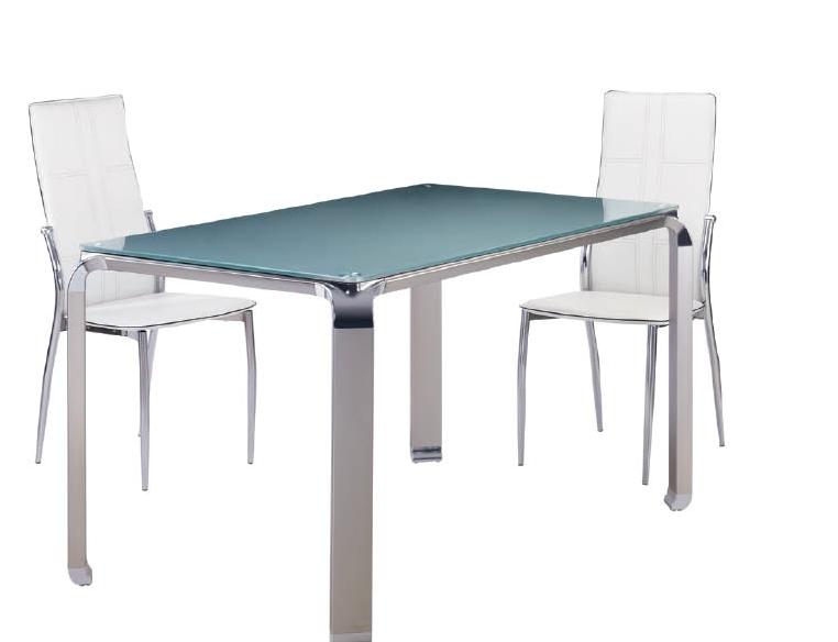 Blue Tempered Glass Table, Blue Tempered Glass Table Suppliers And Within Blue Glass Dining Tables (View 18 of 20)
