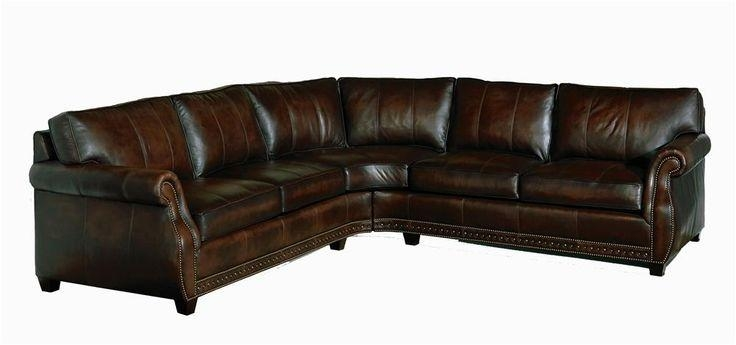 Bradley Leather Sectionalbernhardt | Sectional | Pinterest Pertaining To Bradley Sectional Sofas (Image 12 of 20)