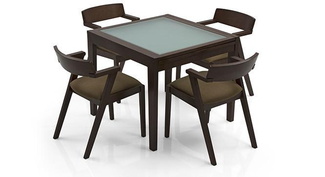 Breathtaking 4 Seater Dining Table And Chairs Crystal Set With Regard To 4 Seat Dining Tables (Image 8 of 20)