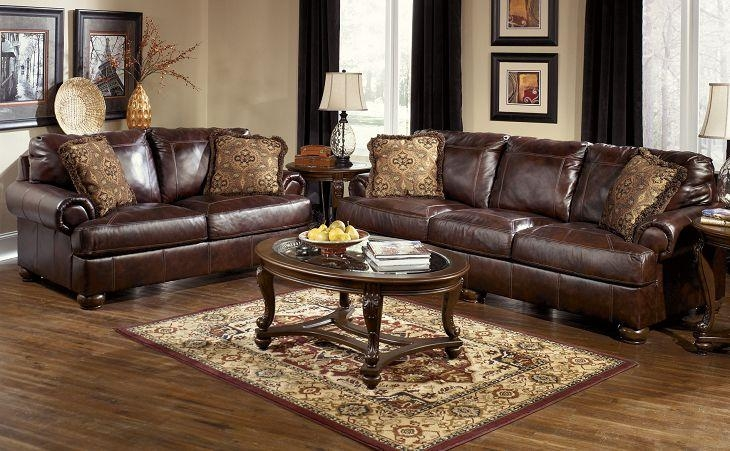 Breathtaking Leather Living Room Set Red Beige Tufted Black Leg Regarding Dark Red Leather Sofas (Image 8 of 20)