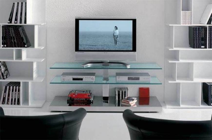 Brilliant Best Cool TV Stands With Regard To 21 Cool Tv Stands Youll Love Decorationy (Image 5 of 50)
